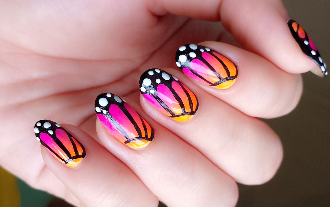 designs of nails in 2015