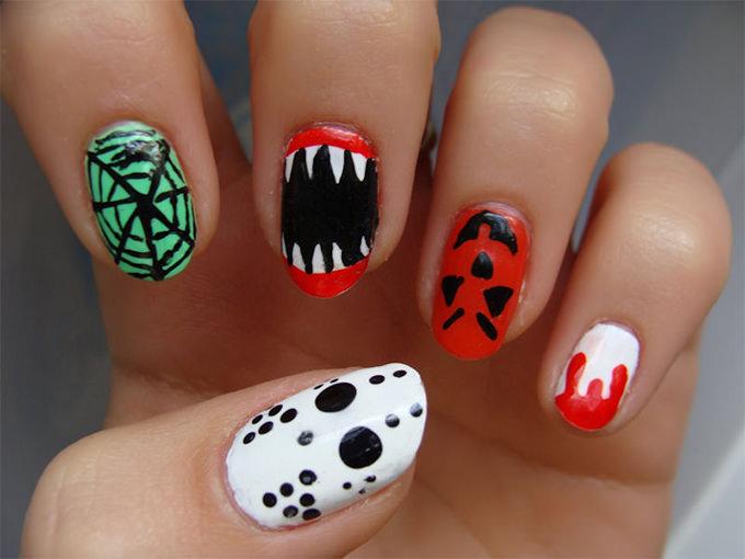3-Spooky-halloween-nail-art